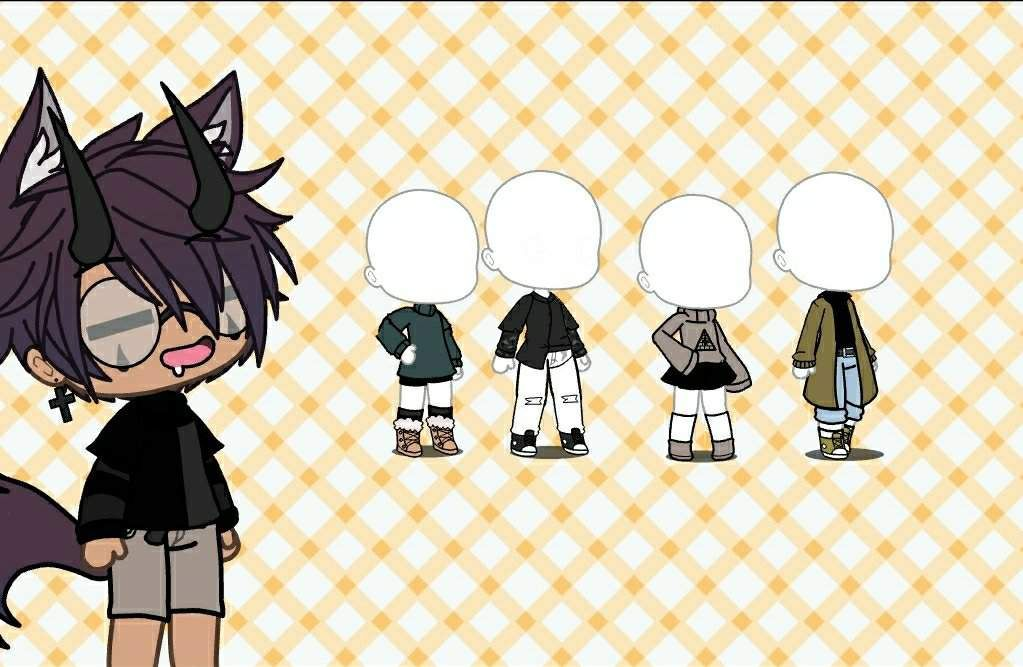 Aesthetic Outfits Ideas Gacha Life Amino In 2020 Aesthetic Clothes Tumblr Aesthetic Clothes Dad Outfit