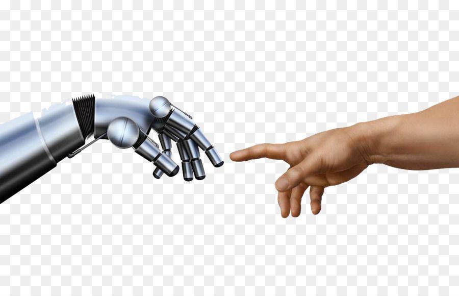 Robotics Robotic Arm Artificial Intelligence Robo Advisor Robot Hands And Manpower Png Download 1000 642 Free Tr Mao Robo Robo Desenho Desenhos Na Parede