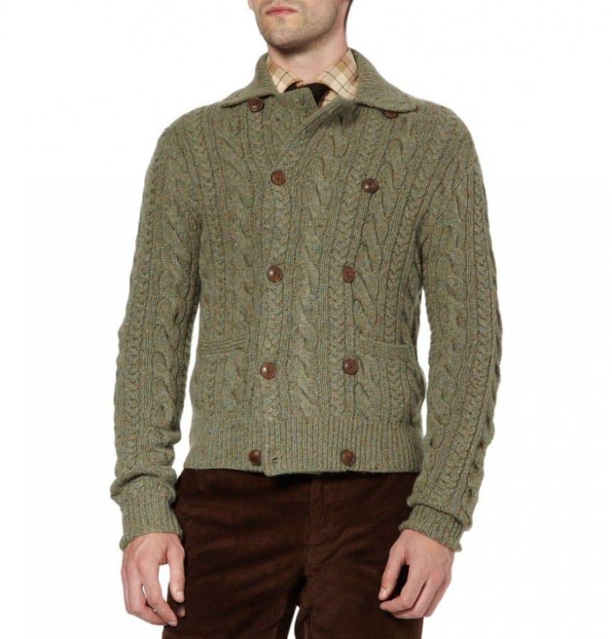 cea4699514485 The Cardigan Guide — Gentleman's Gazette | sweaters | Men sweater ...