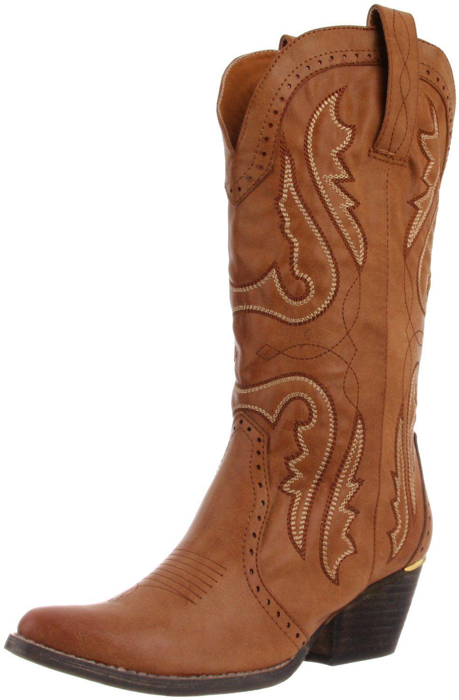 000de6d1ac2c Cowboyboots ¿Quién siempre ha querido tener unas botas vaqueras ...