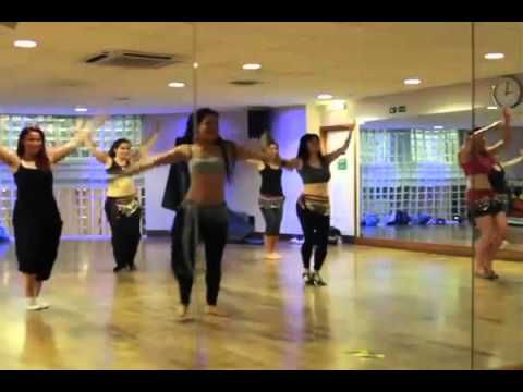 Full 60 Minute Belly Dance Fusion Hip Hop Lesson Did 20 Minutes