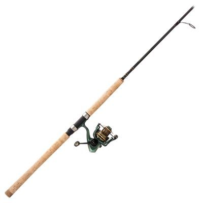 Bass Pro Shops Borealis Rod and Reel Spinning Combo - 10'6 ...