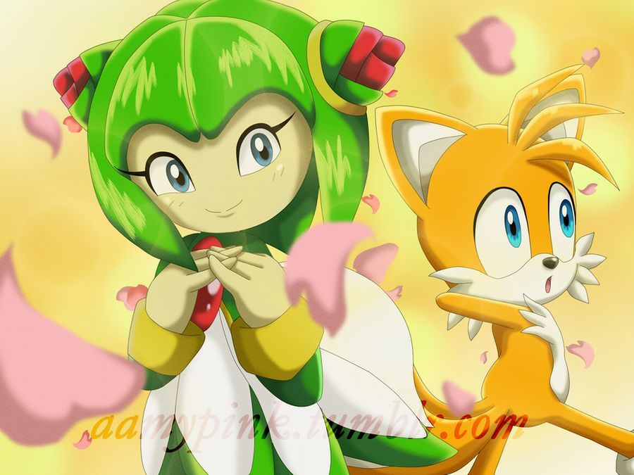 Cover 3 tails and cosmo by aamypink on deviantart in 2020