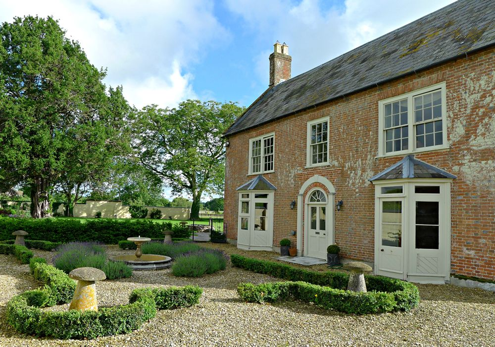Luxury self catering in Dorset with indoor pool (With