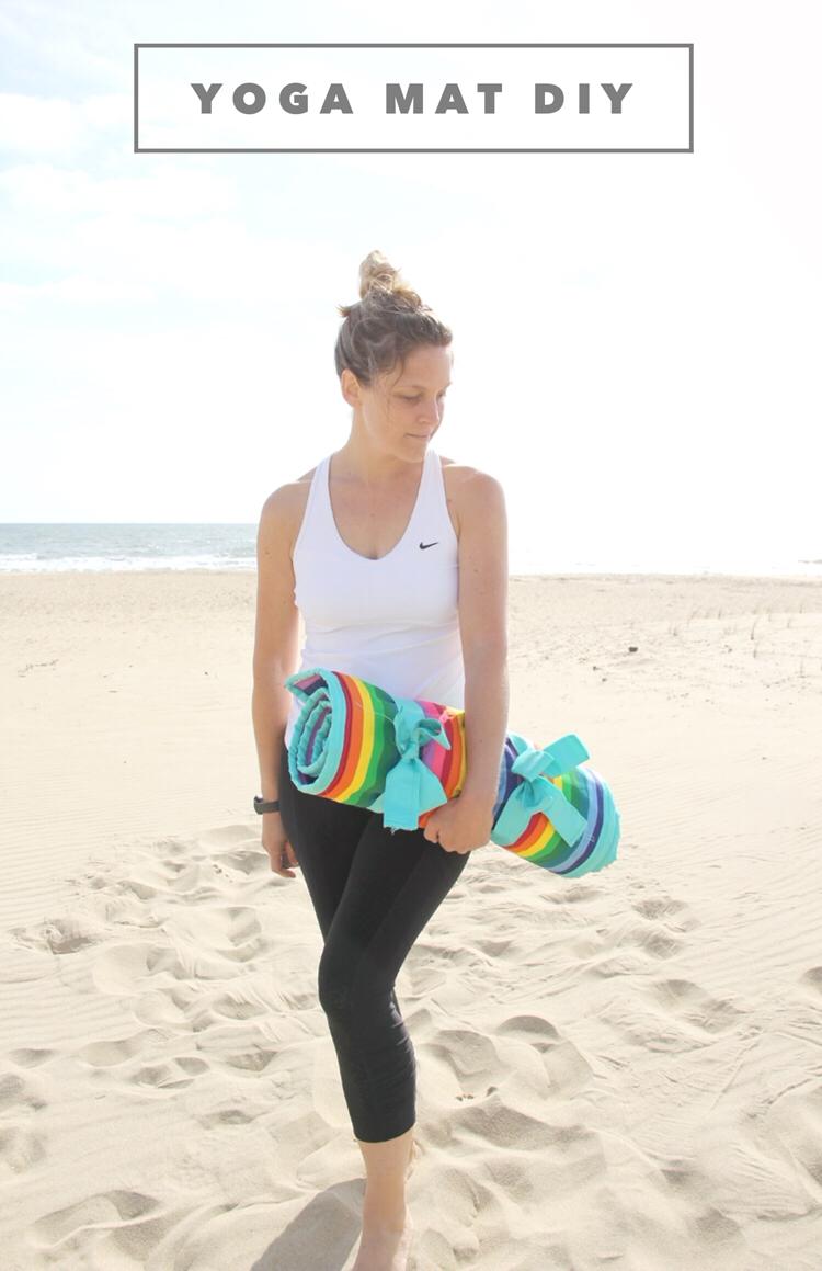 Yoga Mat DIY | Costura | Pinterest | Aprovechado, Costura y Accesorios