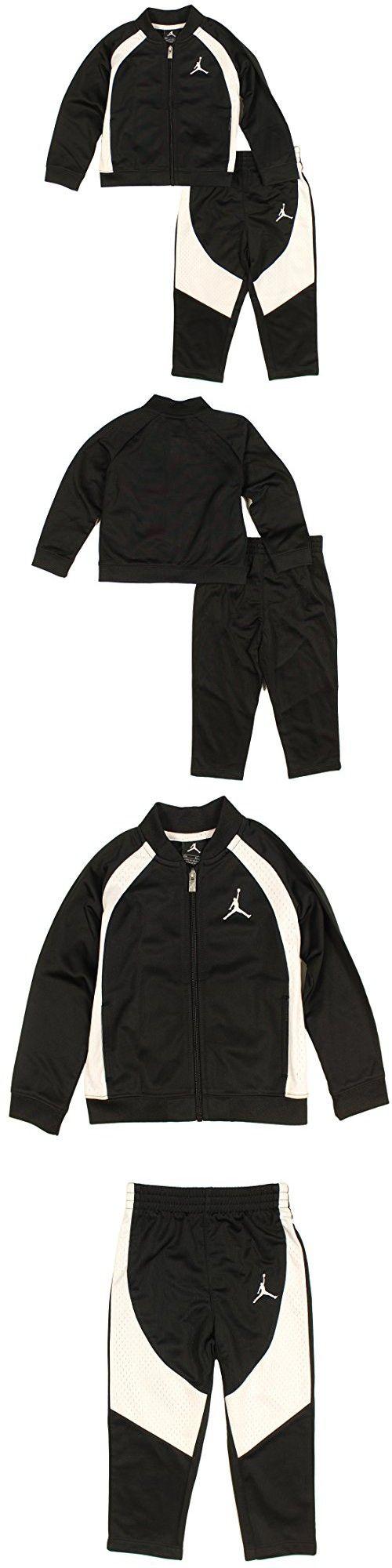89de1598a8e NIKE Jordan Jumpman Little Boys' Tracksuit Set, Jacket and Pants Outfit