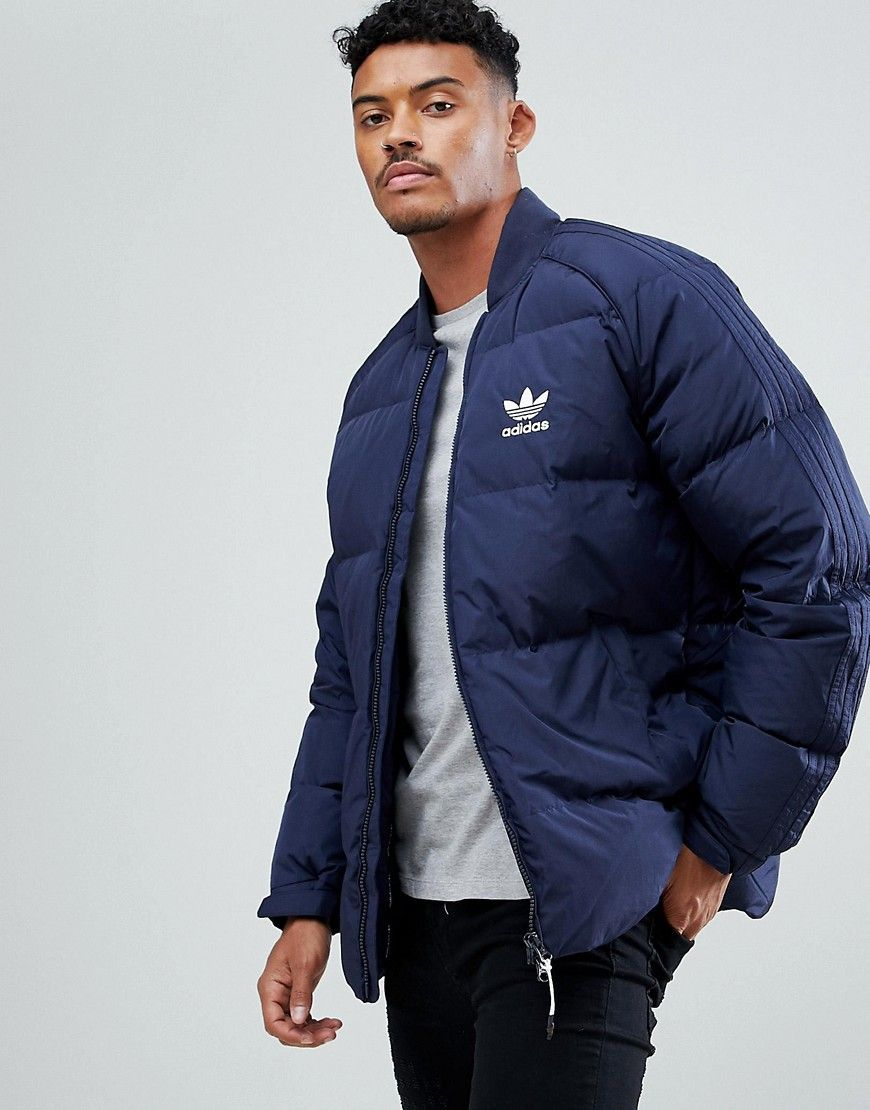 Get this Adidas Originals's quilted jacket now! Click for