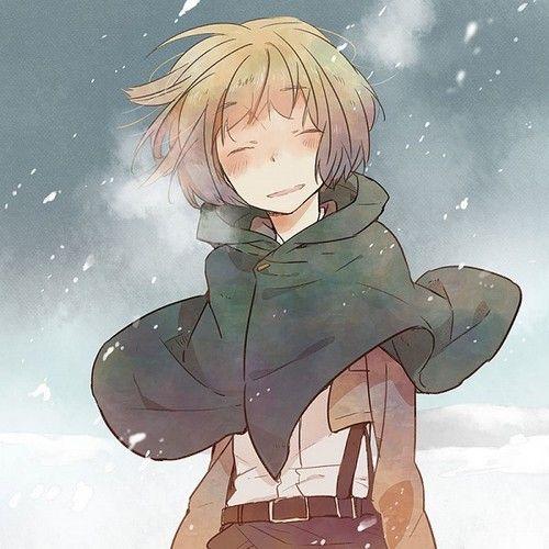Armin Arlert Attack On Titan Anime Armin