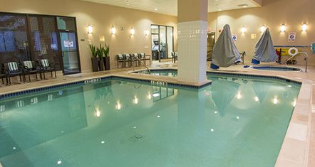 Hotels in Washington DC - Embassy Suites DC Hotel In Georgetown