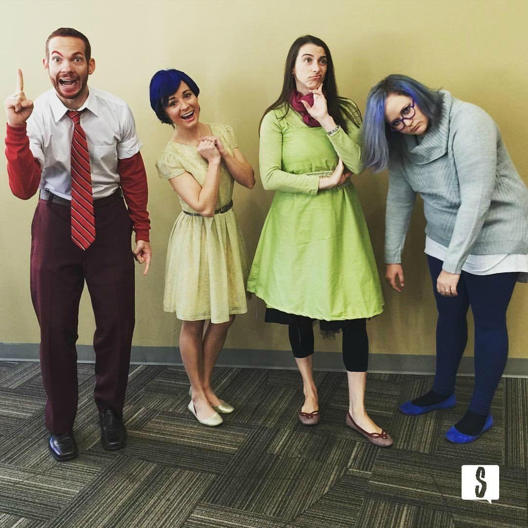 4 People Group Halloween Costumes.Pin On Fall Halloween