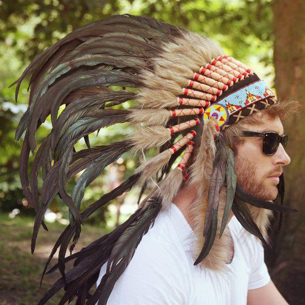 Indian Headdress Pattern Native American Headdresses For