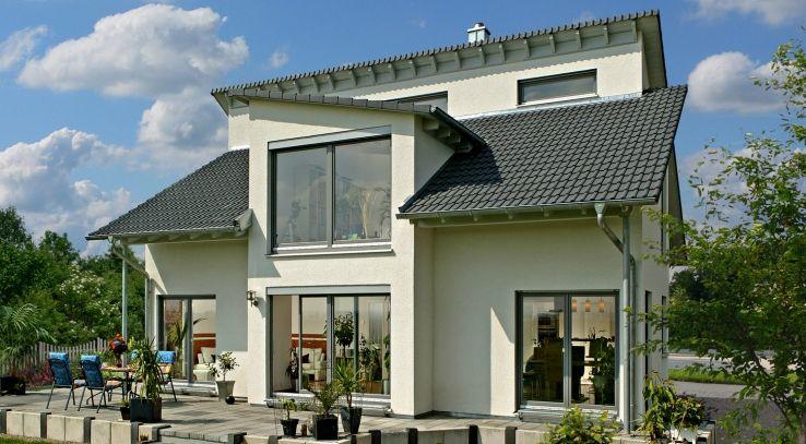 weiss fertighaus haus ka 1 4 gler kit house by musterhaus ulm