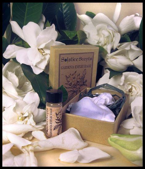 100 Natural Gardenia Perfume By Solstice Scents Pure Gardenia