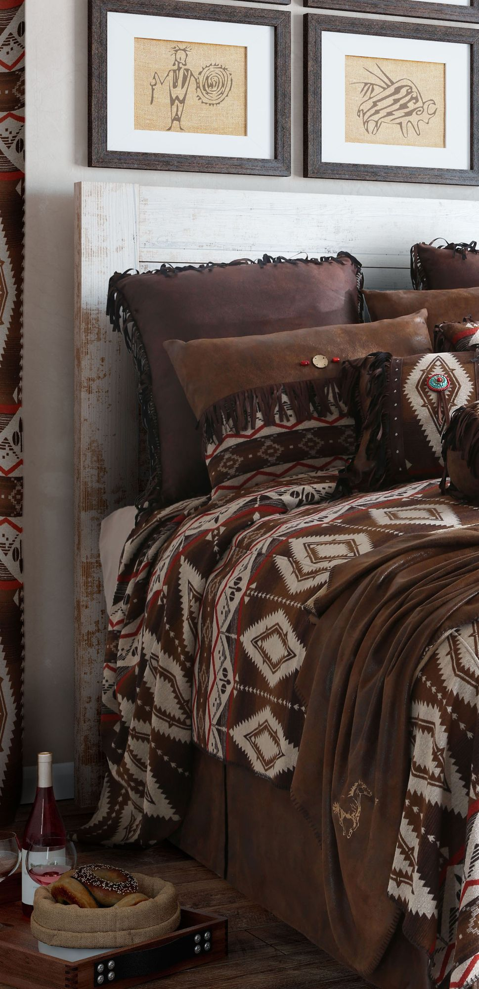 Best Rustic Bedding Sets For 2020 Rustic Bedding Rustic 400 x 300