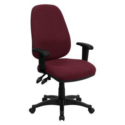 Flash Furniture High Back Ergonomic Computer Chair With Height