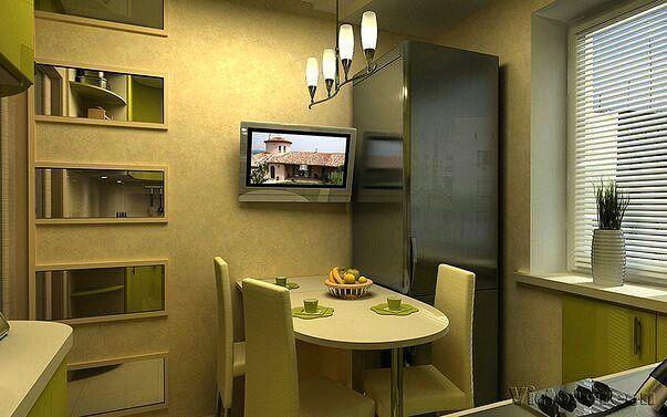 кухня в оливковом цвете дизайн фото 7