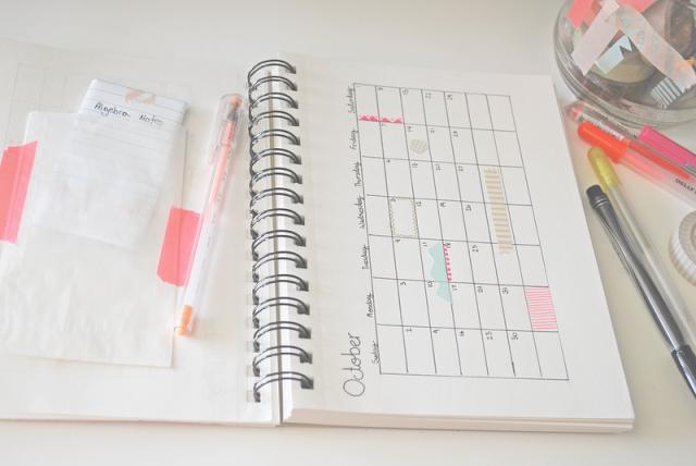 Stellaire Diy Planner Design Your Own Planner Diy Planner Diy Notebook