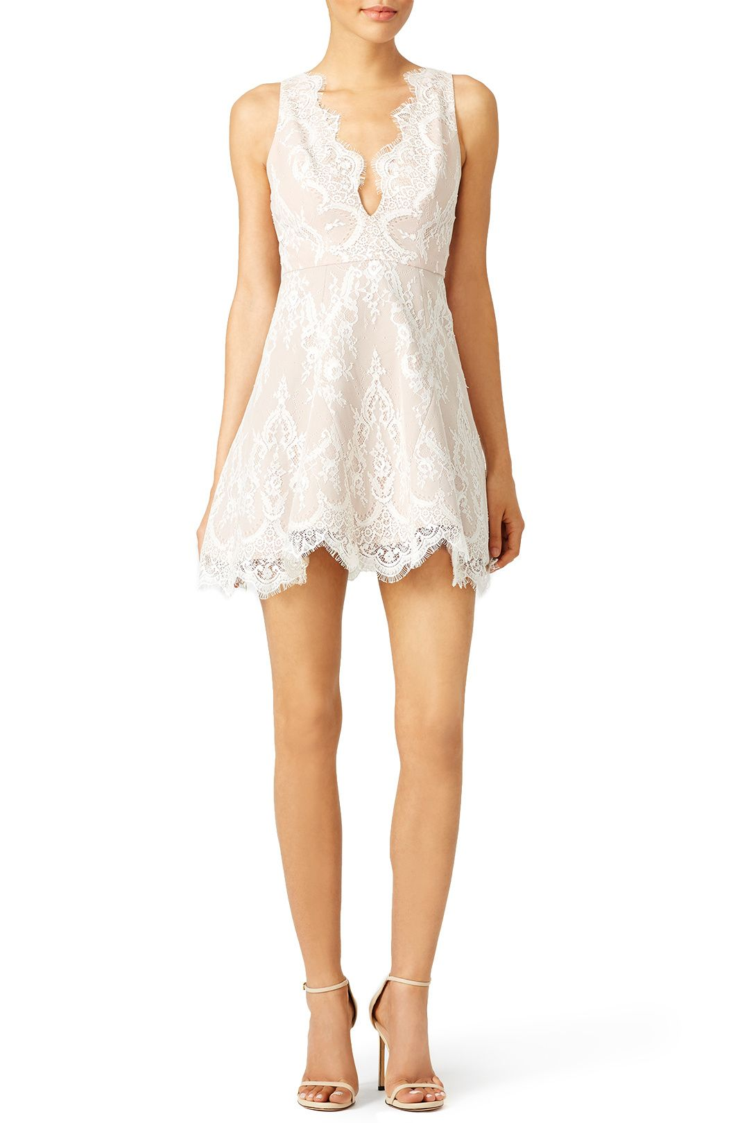 Ivory lace chandelier dress afterparty dress pinterest ivory
