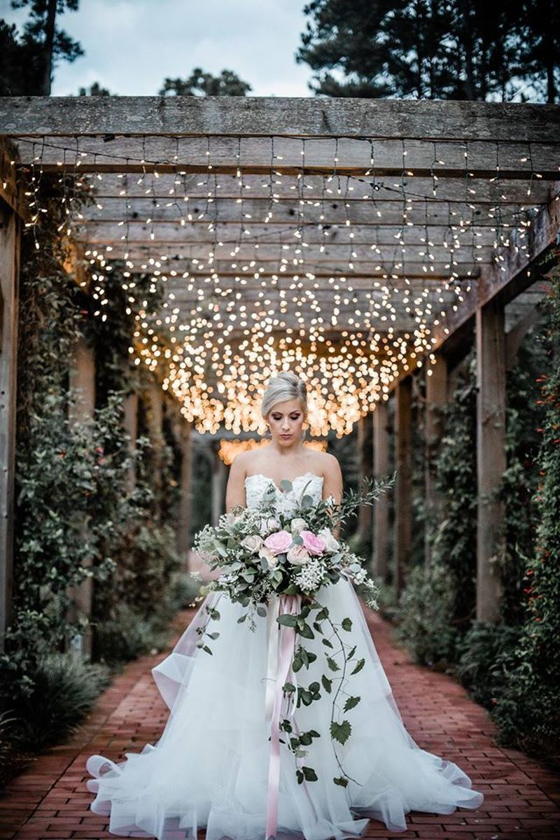 Cape Fear Botanical Garden Styled Shoot in 2020 Styled