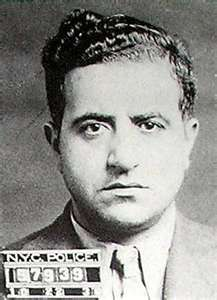 "Albert ""Lord High Executioner"" Anastasia - (D'Aquila/Mangano) Gambino Family Boss 1951 - 1957"