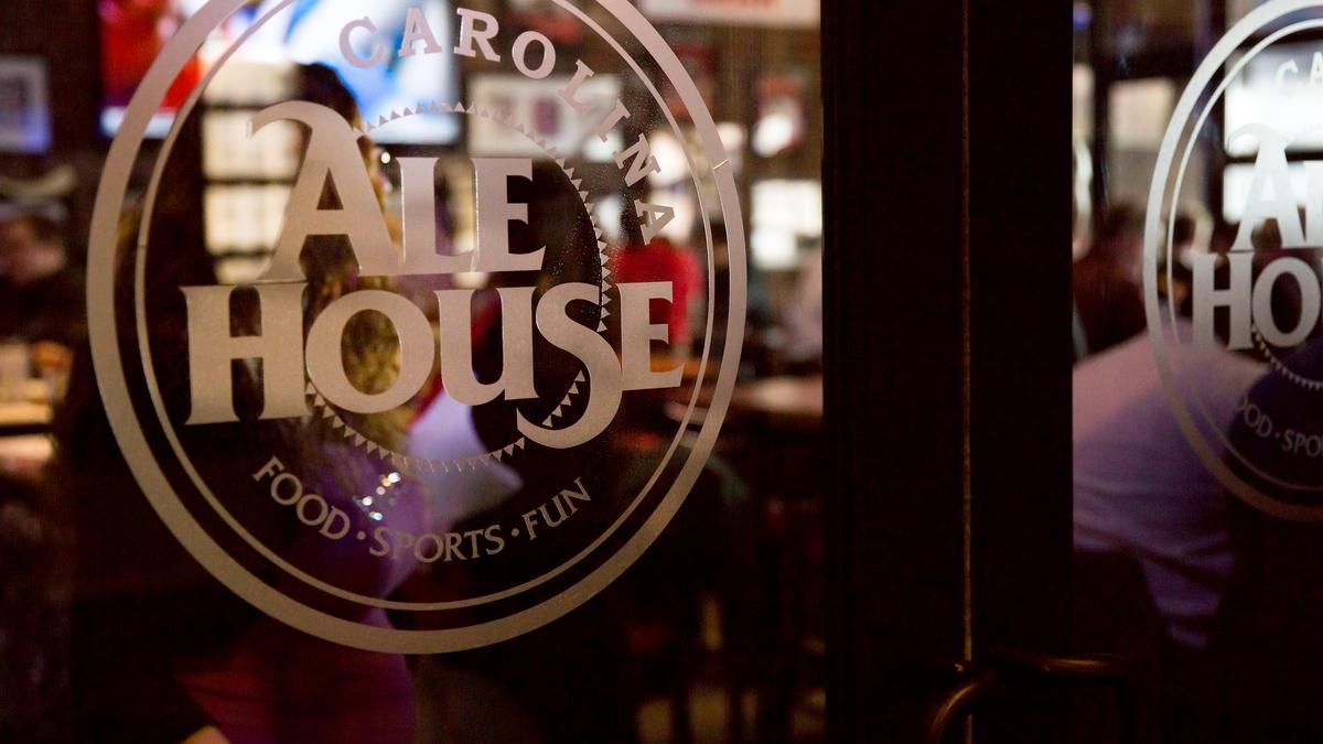 Lou Moshakos Shows Off New Rooftop Carolina Ale House On Glenwood South In Downtown Raleigh Triangle Business Journal Business Journal House Restaurant Restaurant Bar