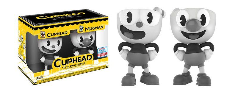 48e63356870 These Cuphead figures are a pleasant surprise from Funko