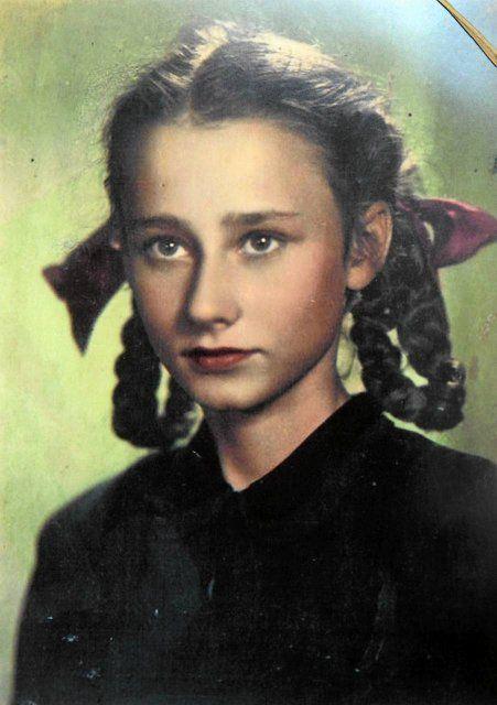 Halina Poswiatowska A Polish Poet Warsaw Ghetto Warsaw