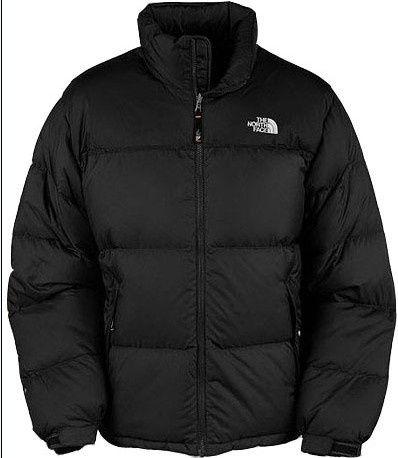 Cheap North Face Sale Men Nuptse Down TNF Black Jacket uk [North_Face 198] -