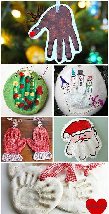 Anleitungen: Basteln mit 2jährigen Kindern für Weihnachten – bastelideen – ZENIDEEN