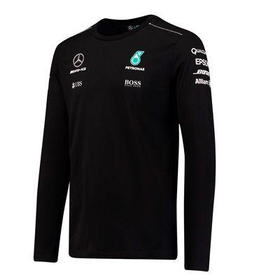 Mercedes AMG Petronas Polo Femme Motorsport Team Officiel F1 Formula Driver