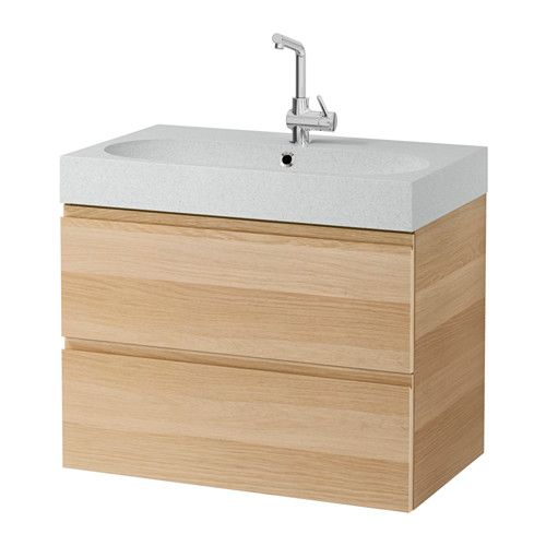 Us Furniture And Home Furnishings Sink Cabinet Wash Stand Ikea