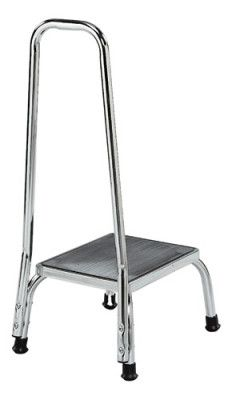 Safety Step Up Stool With Handrail Safety Step Up Stool With Or