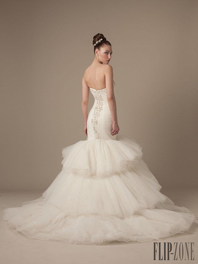Dennis Basso for Kleinfeld 2013 collection - Bridal