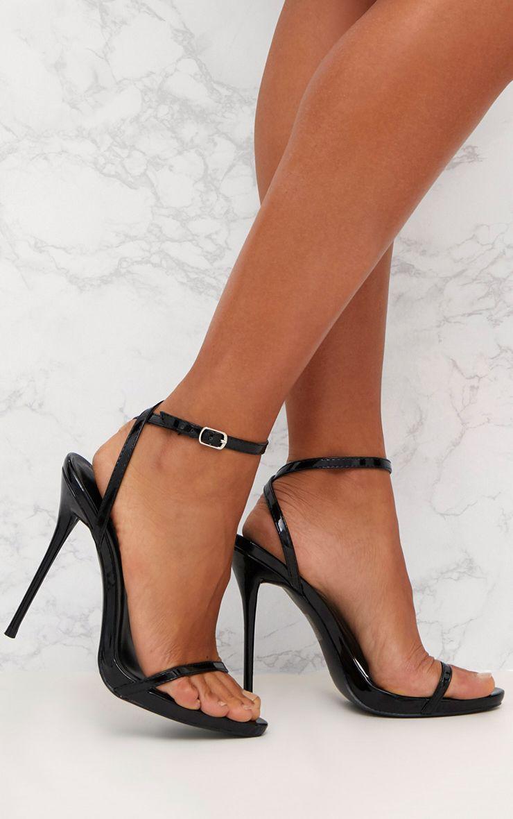 Strap Stiletto Sandals