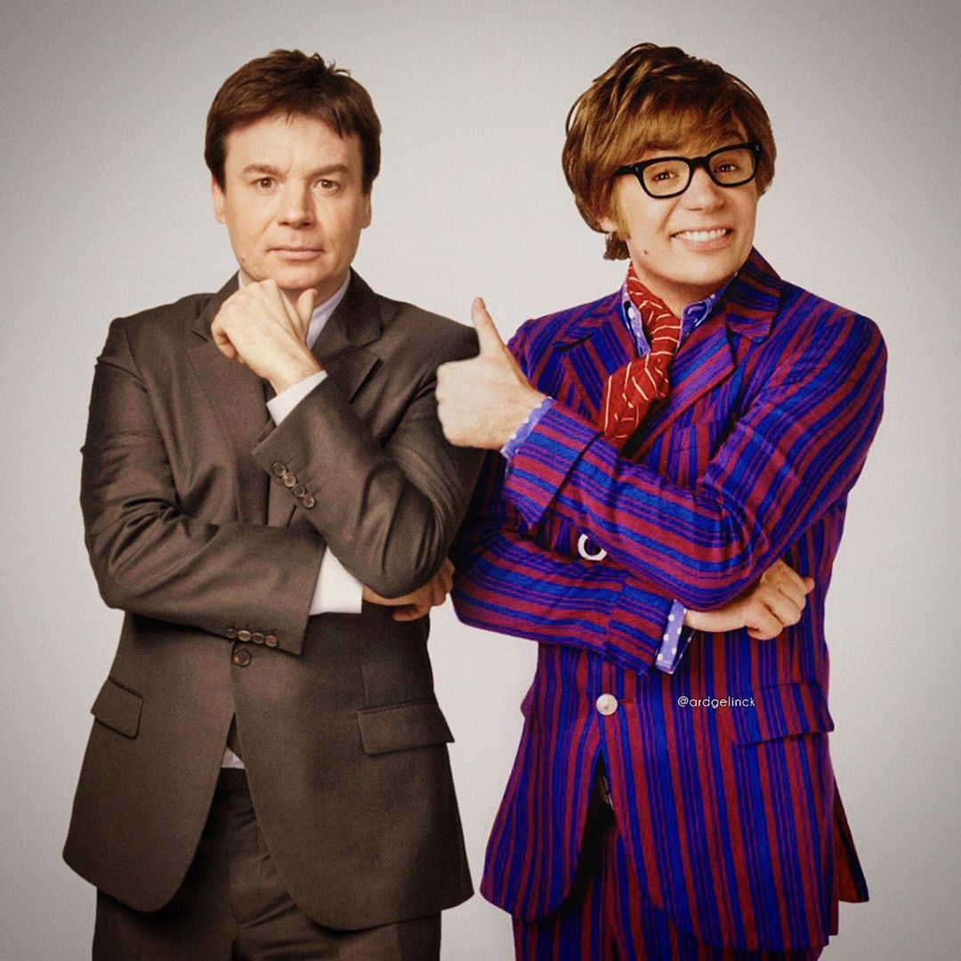Mike myers in 2020 Actors, Mike myers austin powers