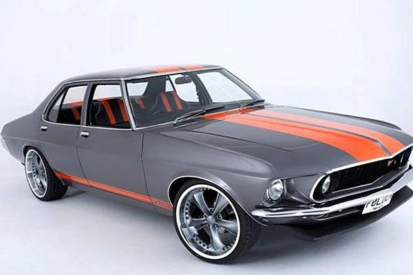 4 Door Mustang What Does A Look Like Ford Forums