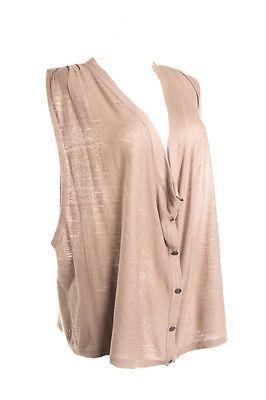 OBJECT Size XS Women's 23008985 Silk & Cashmere Blend Loose Fit Top From POPPRI https://t.co/ovMjIKMz13 https://t.co/lj2aVdx7IP