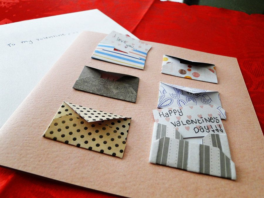 Amazing Card Making Ideas For Boyfriend Part - 9: Diy Valentineu0027s Day Card