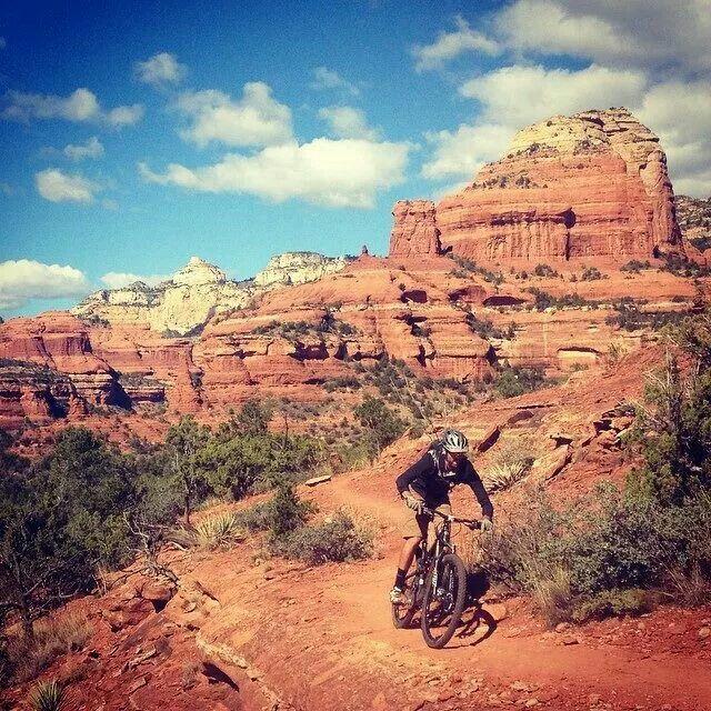 Arizona Mountain biking MTB Bike