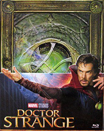 Doctor Strange Blu Ray Blu Ray Covers In 2019 Doctor