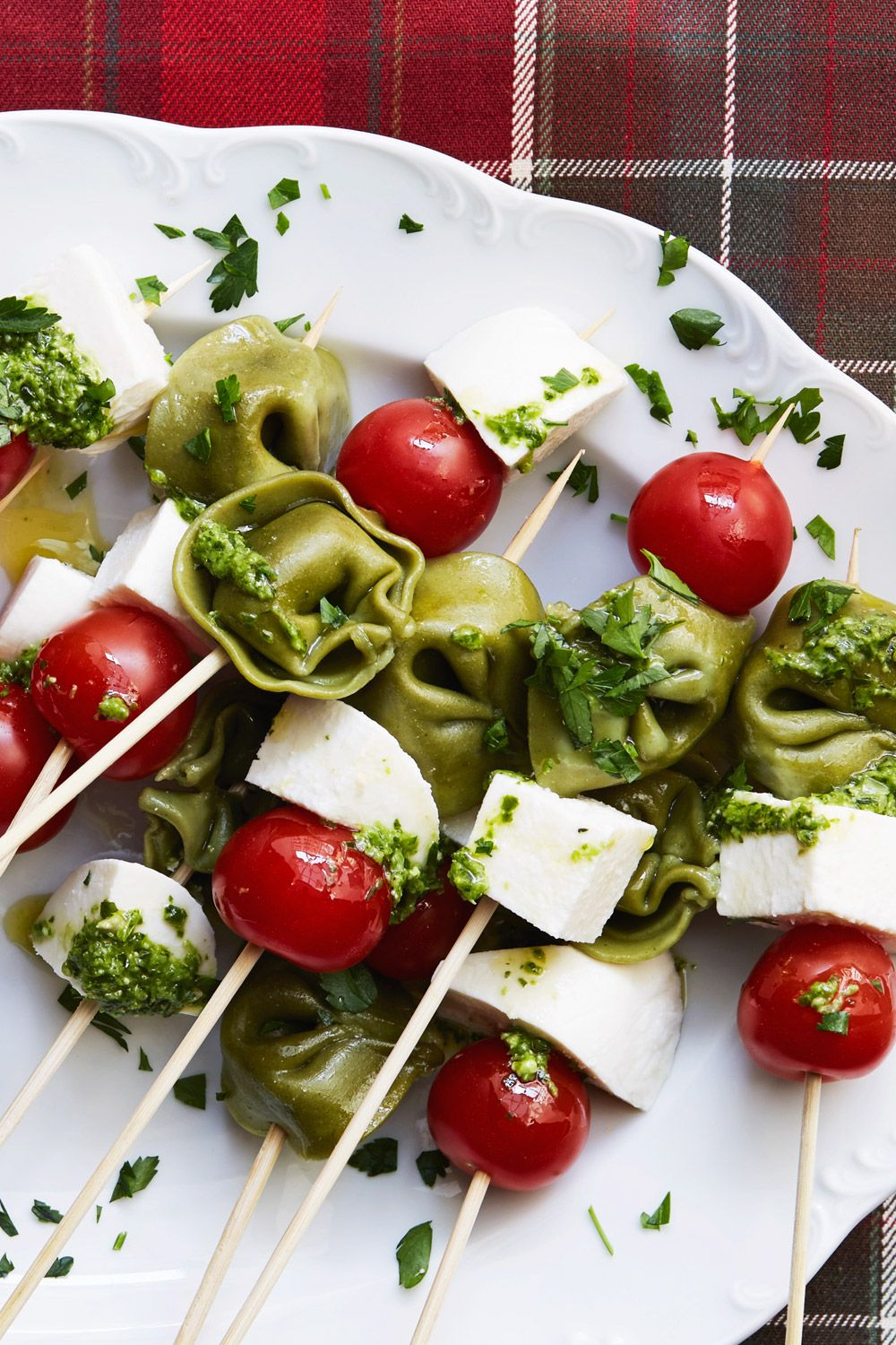40 Fantastic Make-Ahead Holiday Appetizers