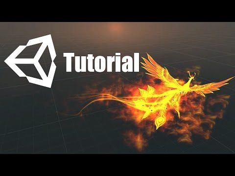 Game effect tutorial - Fire Phoenix Fly - YouTube | RPG in 2019
