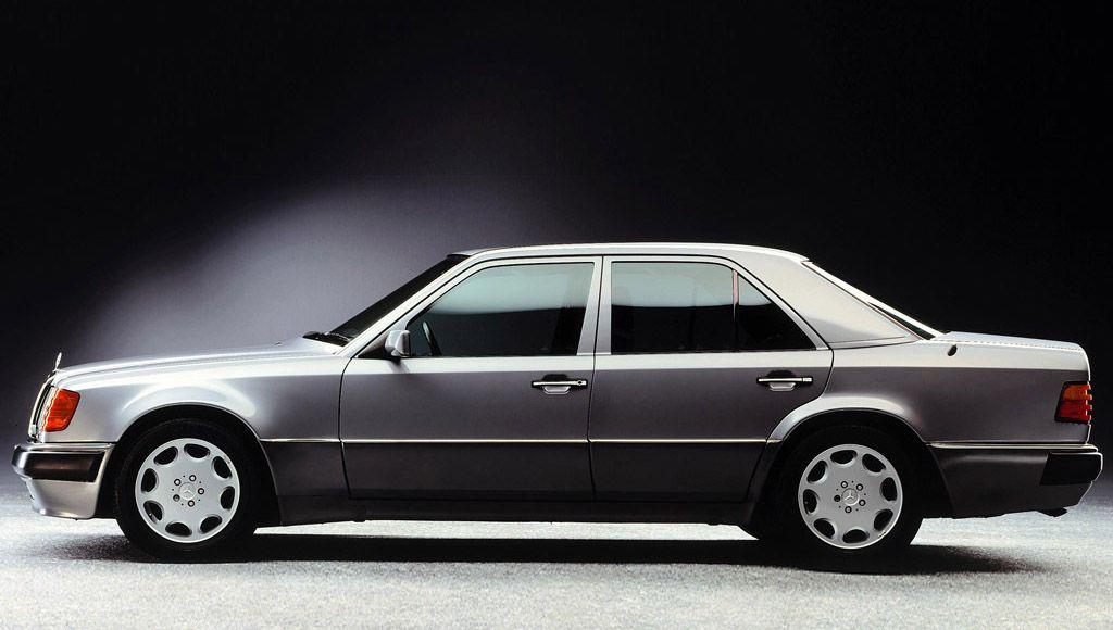 93e35f9d559 1984-1995 Mercedes W124 E Class, an engineering masterpiece | Dream ...