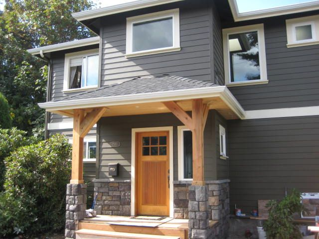 James Hardie And Stone Home Exteriors Pinterest