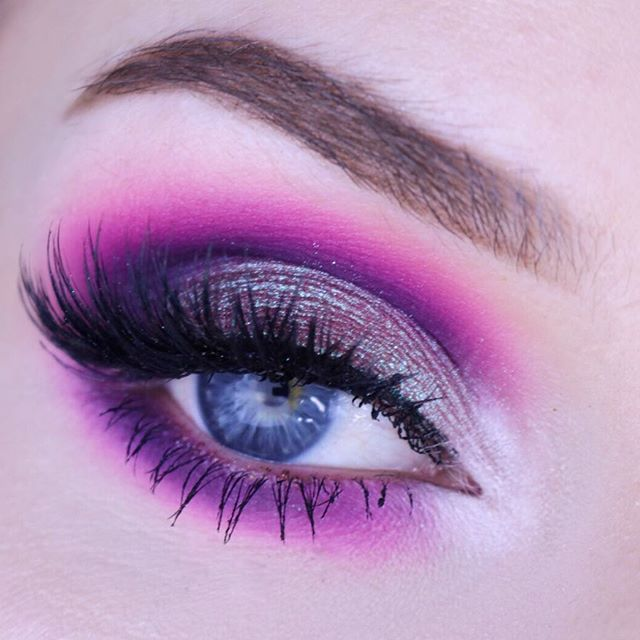 Instagram media by kaylahagey - Today @sugarpill Dollypop, Poison Plum, Tako • @inglot_usa 85 pigment • @houseoflashes Iconic lashes • @thebalm_cosmetics What's Your Type mascara • @anastasiabeverlyhills Chocolate brow powder duo