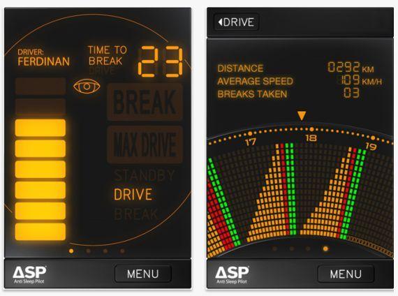 NoDoz, Get the Anti Sleep Pilot App for Your iPhone