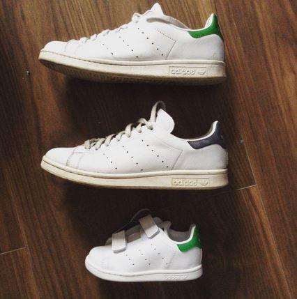 adidas stan smith family