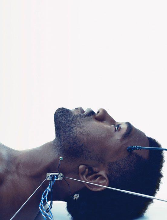 Kanye West For Details Magazine Photos By Steven Klein Thx