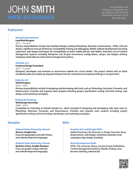 best modern resume formats google search resume templates wordresume