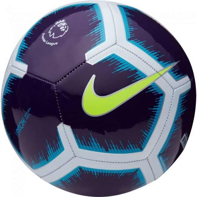 Balón Nike Premier League 2018-2019 pitch -  premierleague  football   ballon  ball  balon  pelota  bola  palla  pallone  Мяч  Top  bal  fútbol   calcio ... bed552a7fb0c0